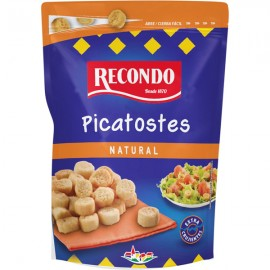 Picatoste NATURAL Recondo 80 gr x 16 und