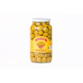 Aceituna conhueso 500gr CHICON
