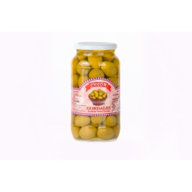 Aceituna Gordal lisa 500 gr Chicon